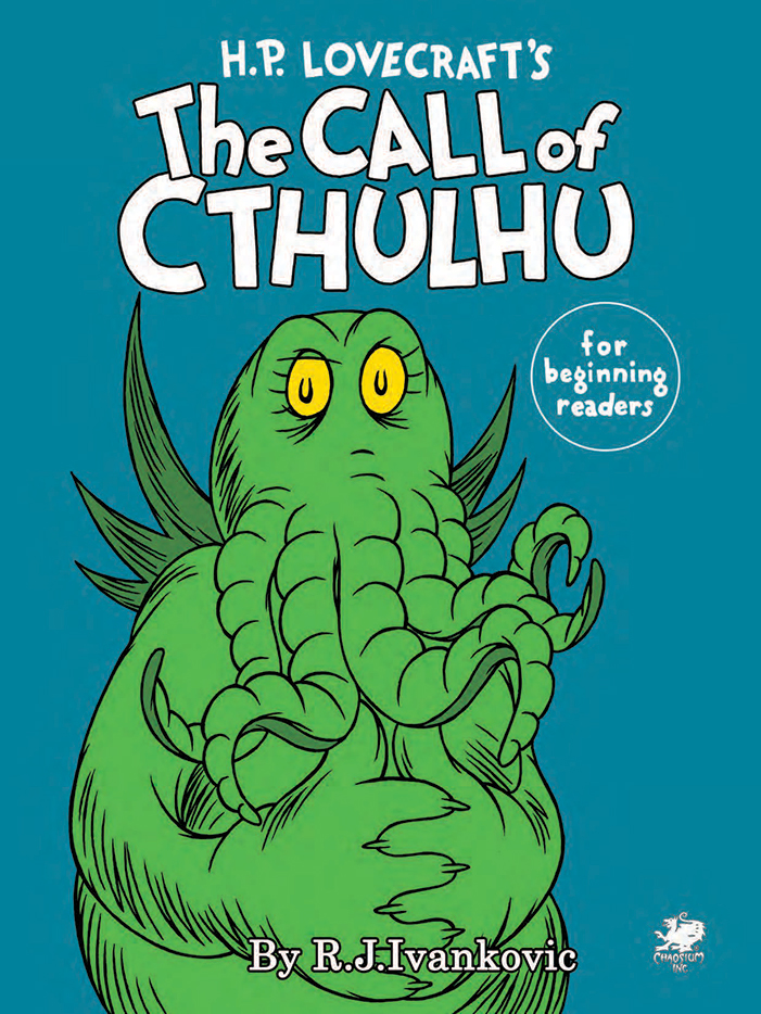 H.P. Lovecraft's Call of Cthulhu for Beginning Readers