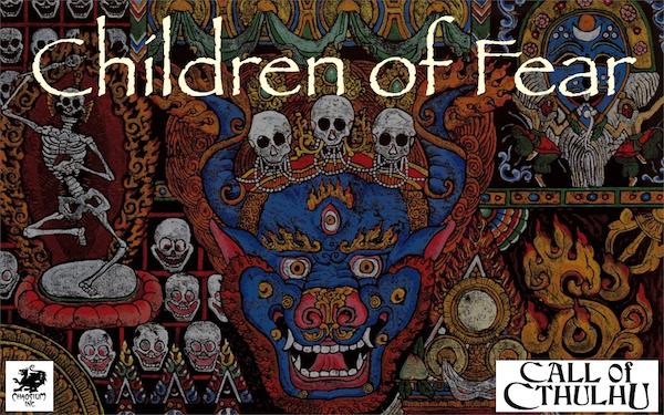 Children of Fear by Lynne Hardy
