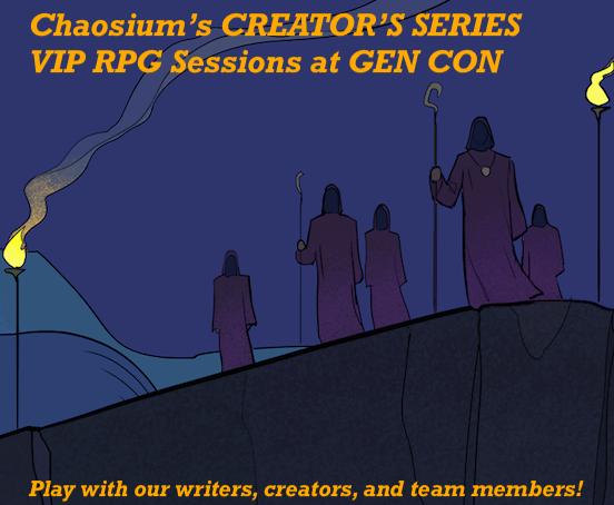 Creators Series at Gen Con