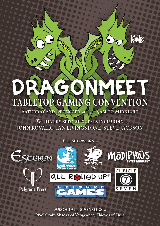 Dragonmeet Poster