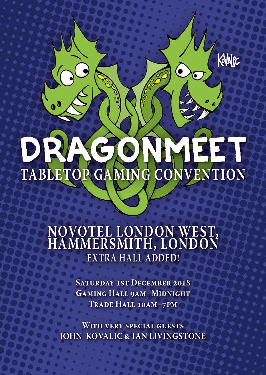 Dragonmeet 2018