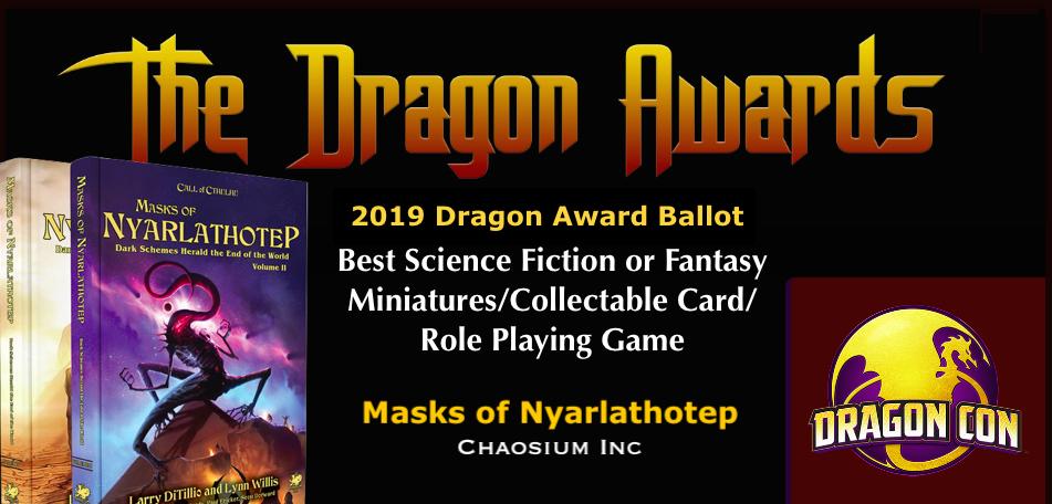 Dragon Awards 2019