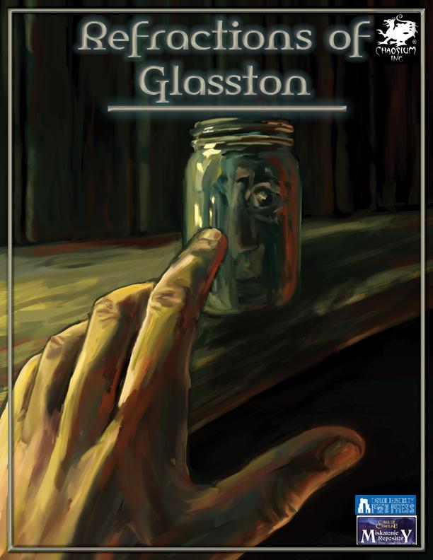 Refractions of Glasston - Miskatonic Repository