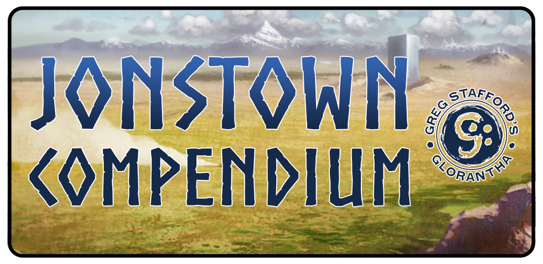 Johnstown Compendium Logo
