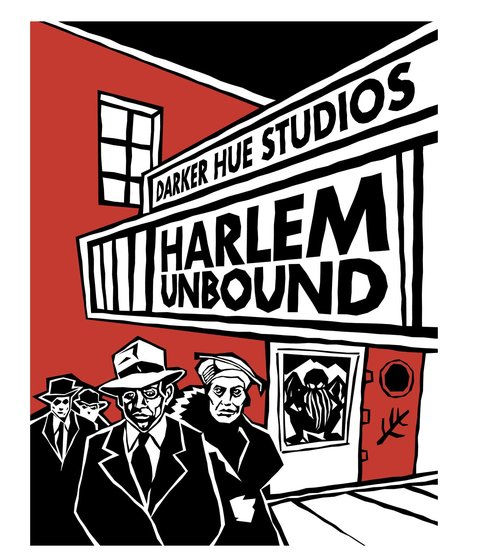 Harlem Unbound cover