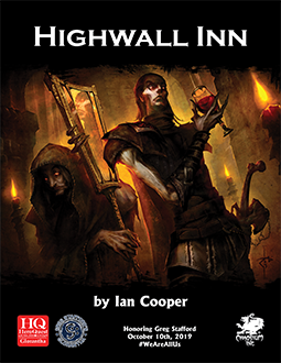 Highwall Inn - Cover