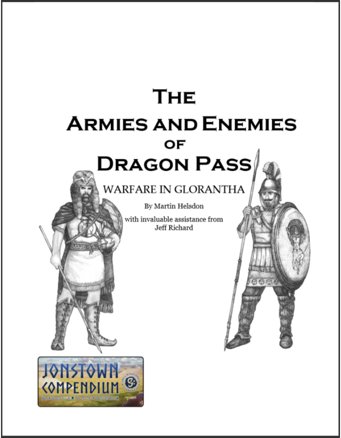Armies and Enemies of Dragon Pass