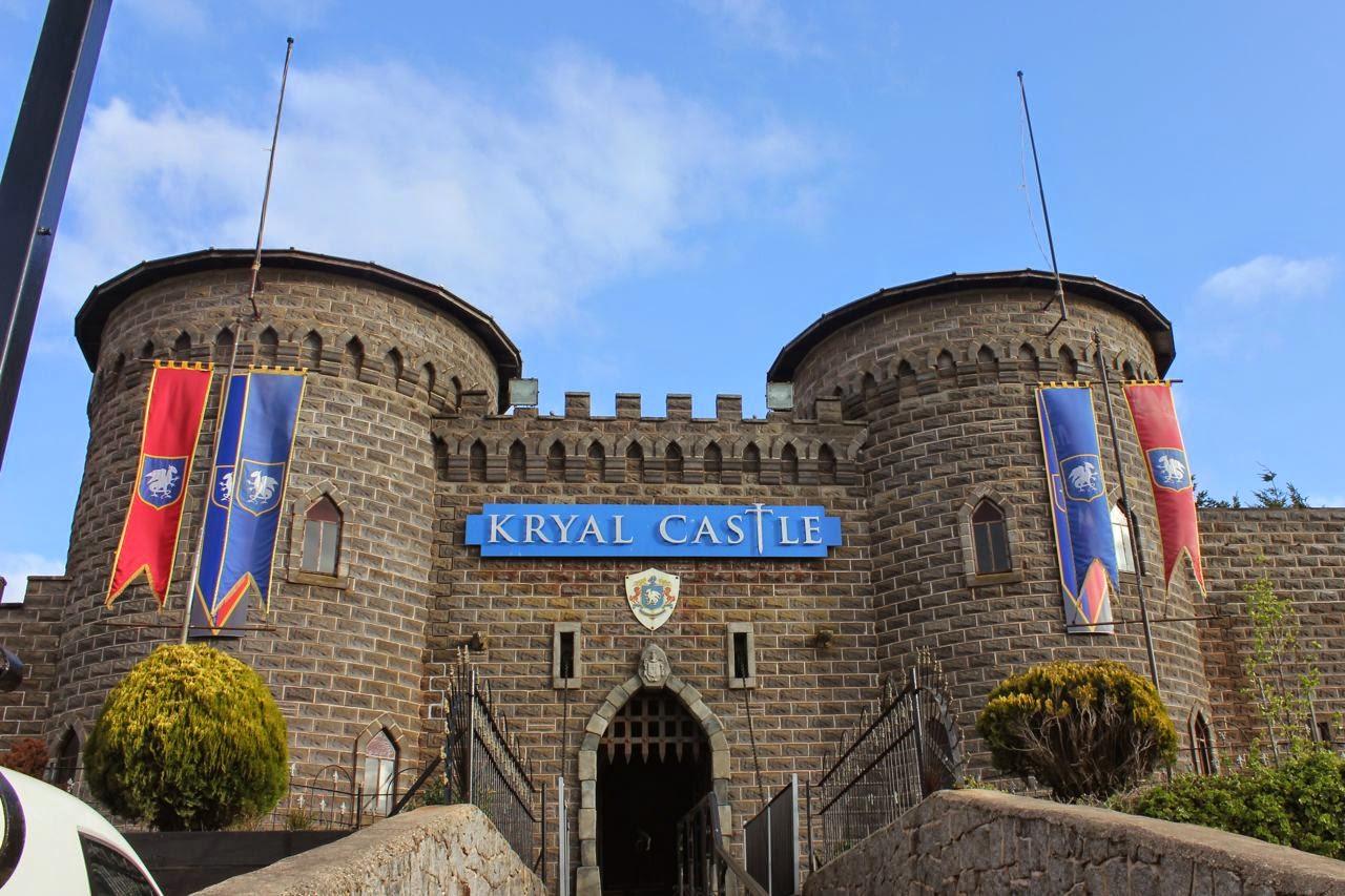 Kryal Castle - venue for RQ Con Down Under III