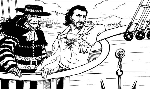 Los Vagos - Sailing