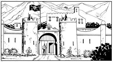 Castillian Castle