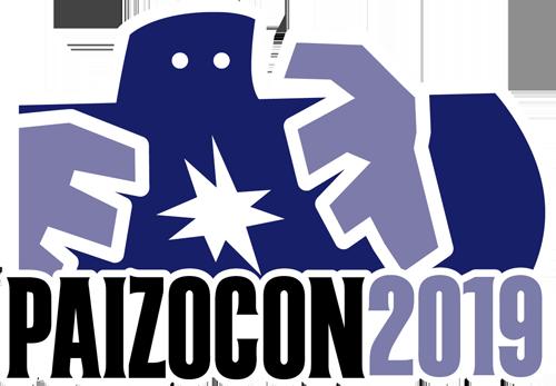 Paizo Con 2019 Logo