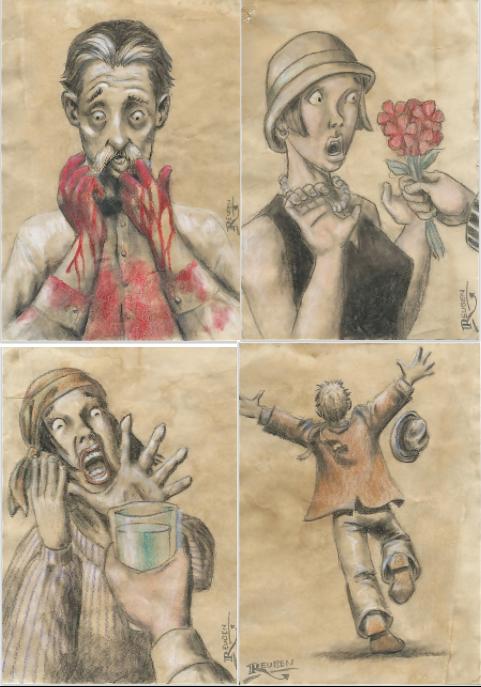 Phantasmagorical Art Pack 4 - Miskatonic Repository