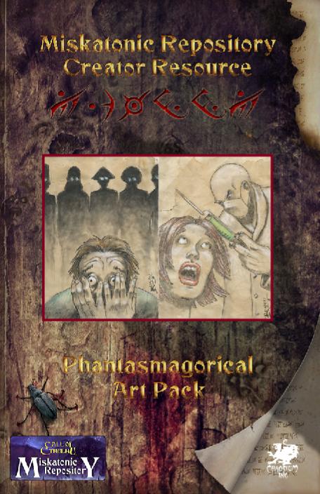 Phantasmagorical Art Pack - Miskatonic Repository