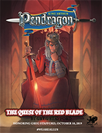 Quest for the Red Blade - Cover