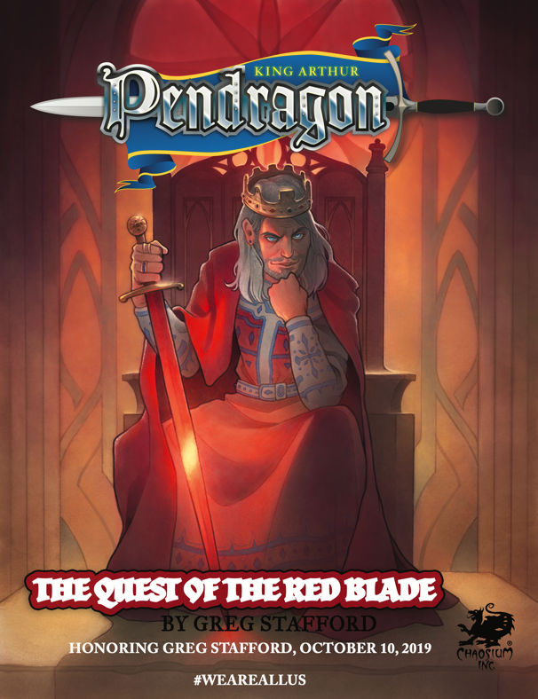 The Quest of the Red Blade