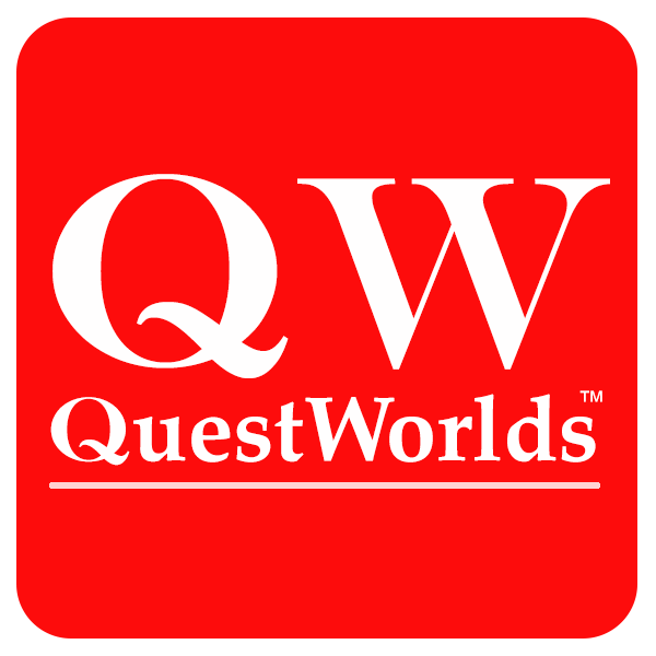 QuestWords Logo