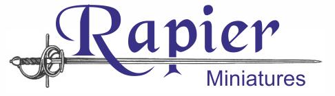 Rapier Miniatures Logo