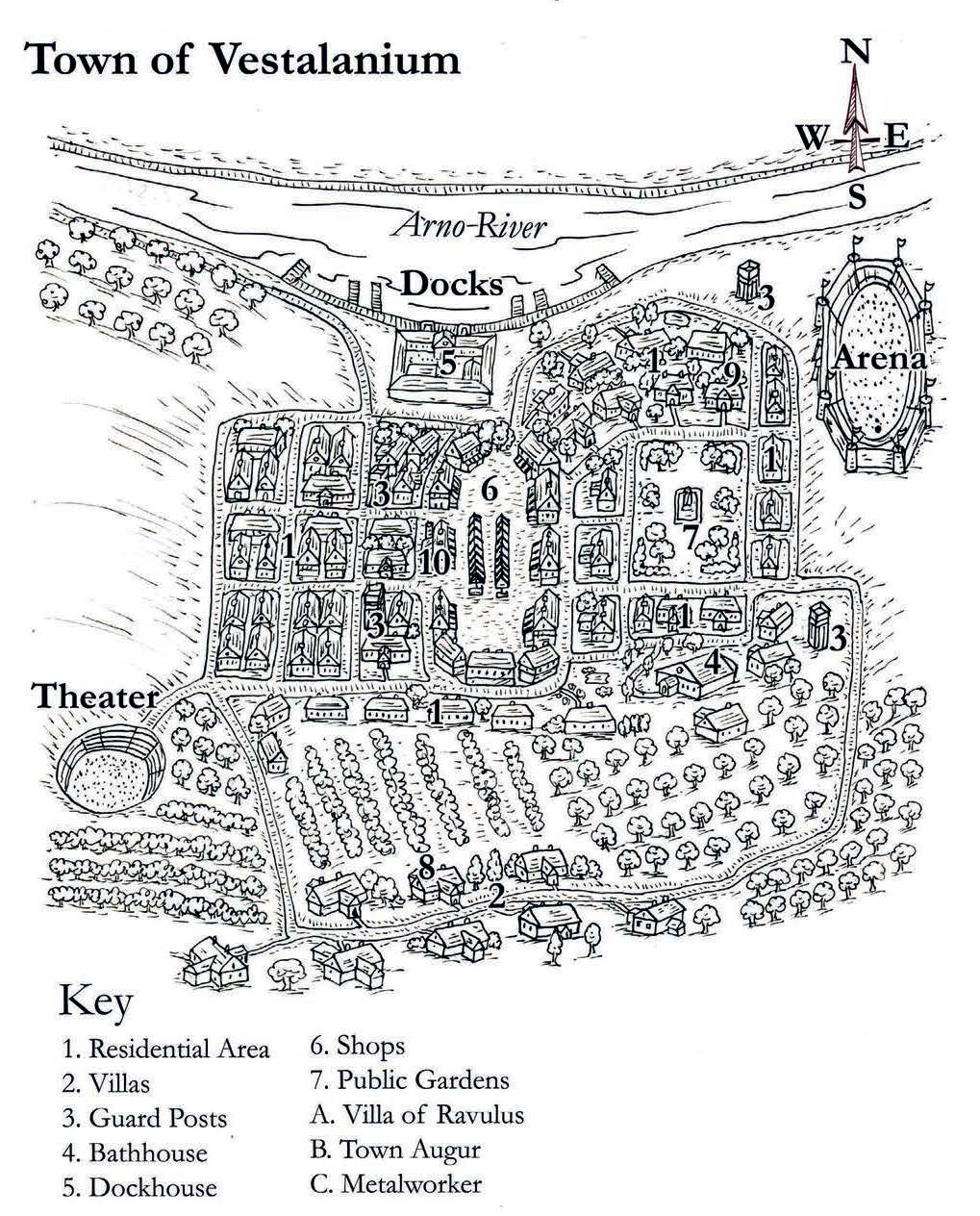 Ripples Map