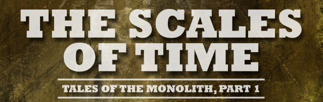 Scales of Time header - Miskatonic Repository