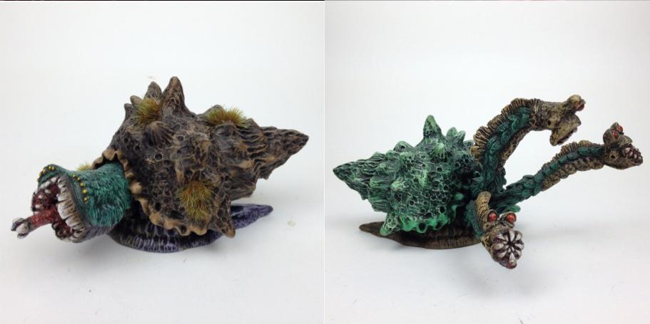 Dragonsnails