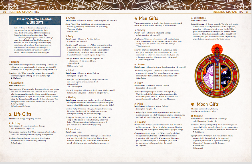 13th Age Glorantha layout 5