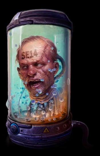 Petersen's Abominations Illustration