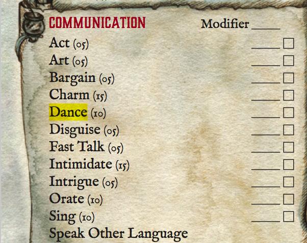 RQG - Dance