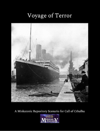 Voyage of Terror - Miskatonic Repository