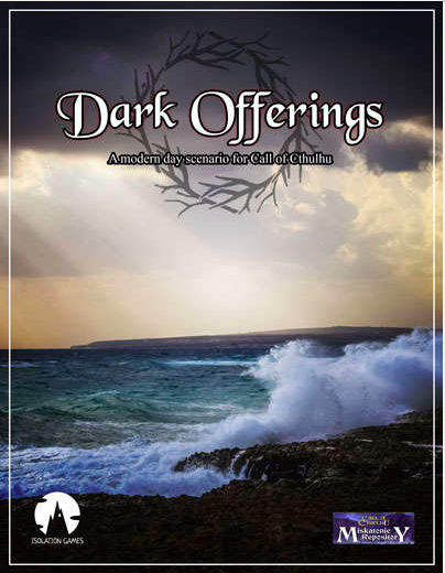 Dark Offerings - Miskatonic Repository