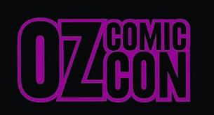 Oz Comic-Con logo