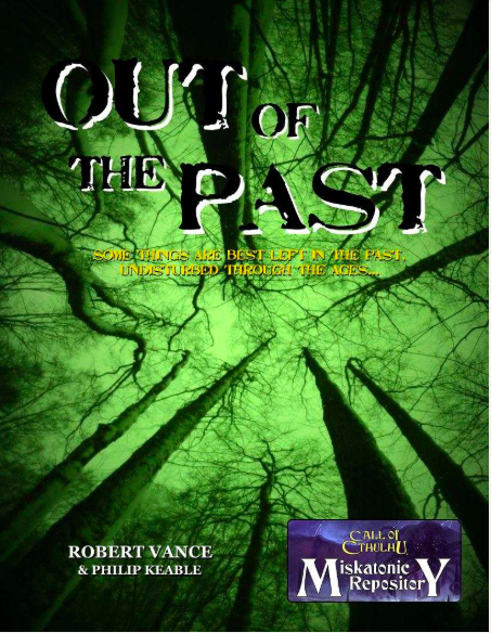 Out of the Past - Miskatonic Repository