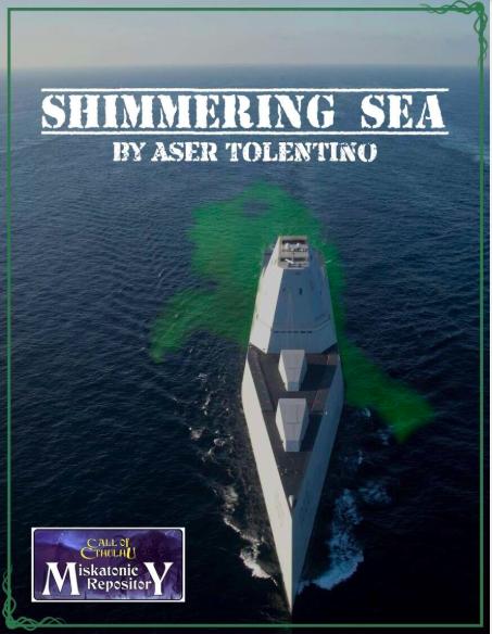 Shimmering Sea - Misk R