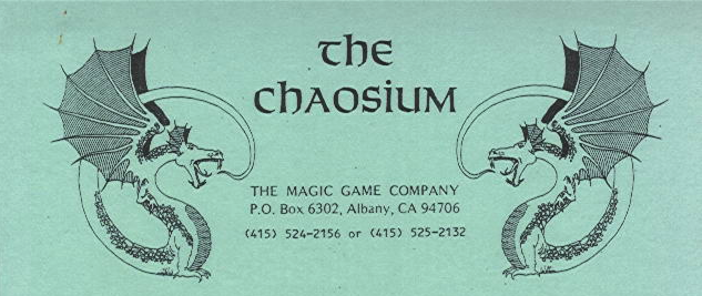 The Chaosium