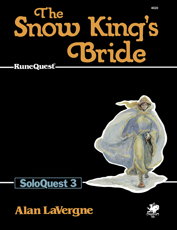 Snow King's Bride