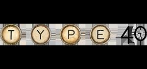 Type 40 Logo