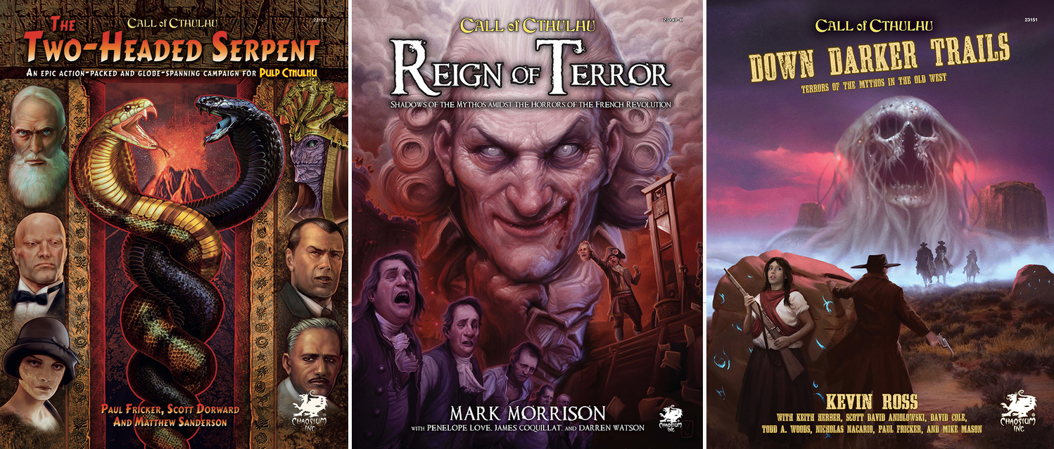 UKGE Nominees from Chaosium