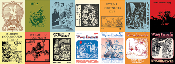 Wyrms Footnotes Bundle