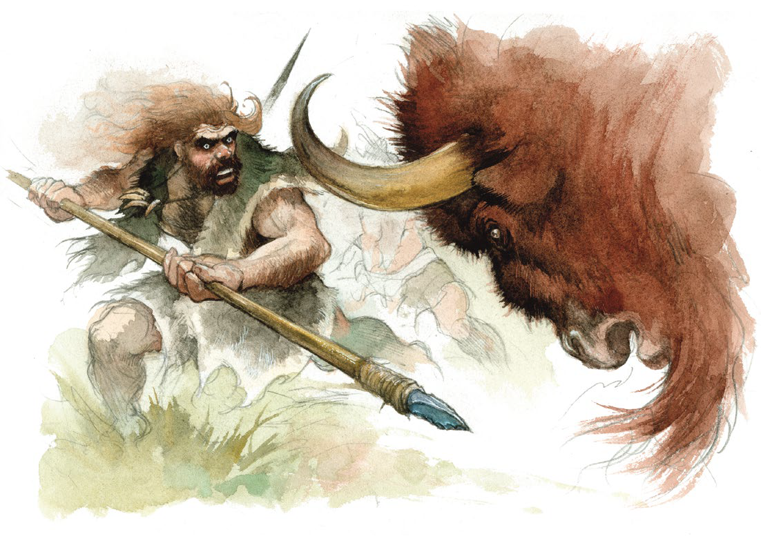 The dangers of prehistory
