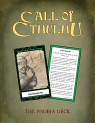 Phobias Call of Cthulhu Keeper Deck PDF