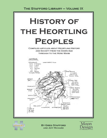 History of the Heortling Peoples cover