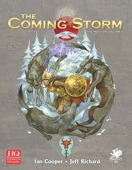 The Coming Storm - Front Cover