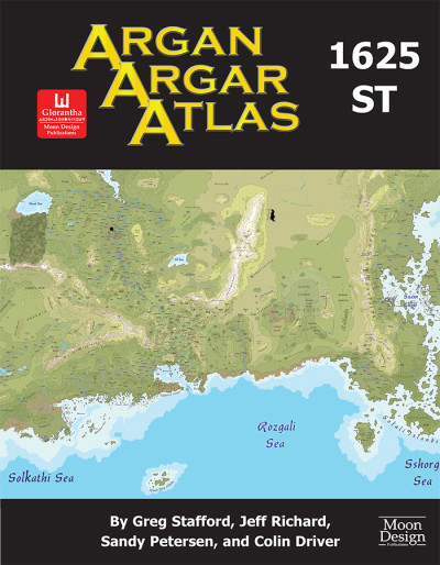 Argan Argar Atlas cover