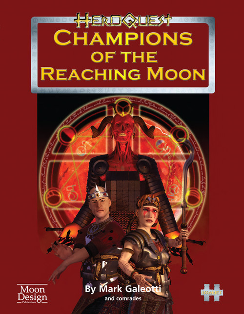 Champions of the Reaching Moon cover