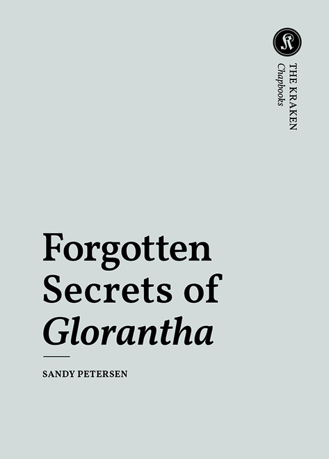 Forgotten Secrets of Glorantha cover