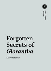 Forgotten Secrets of Glorantha cover