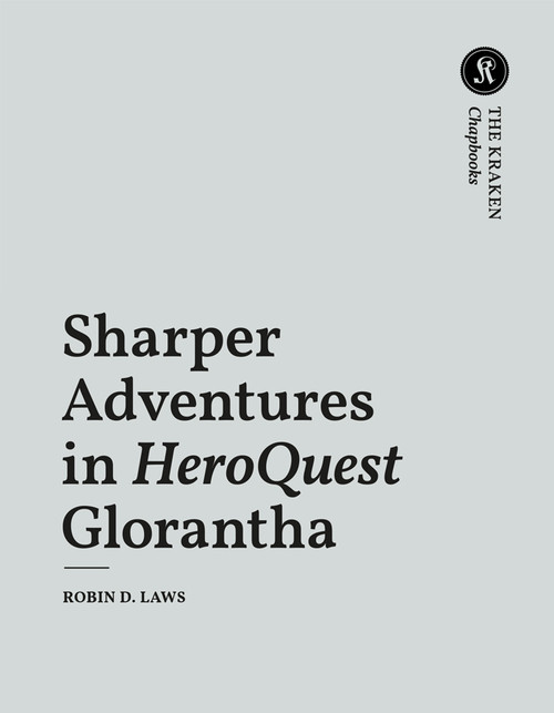 Sharper Adventures in HeroQuest Glorantha