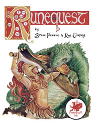 RuneQuest Hardcover bundle - Front Cover