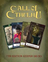 Call of Cthulhu Keeper Decks