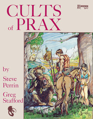 Cults of Prax - Front Cover