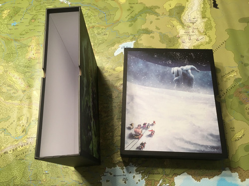 Guide to Glorantha Shipcase - Front